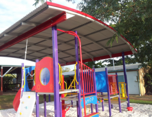 Fundraising for your new playground
