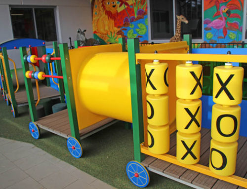 Indoor Playground Themes