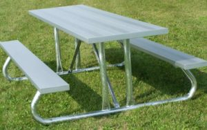 Outdoor Table & Seat