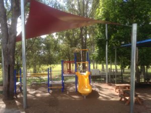 Bremmer Playground with Sail