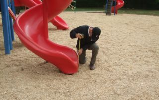 Safety Inspection of playground