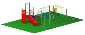 Playground Design Buddina