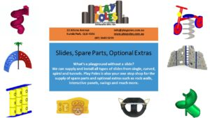 Spare Parts & Options for Playgrounds