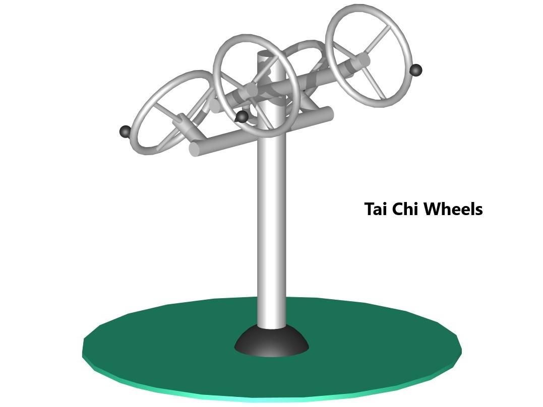 Tai Chi Wheel