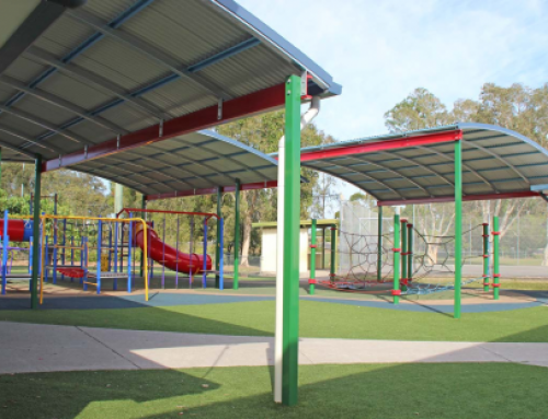 The Benefits of a Shade Structure