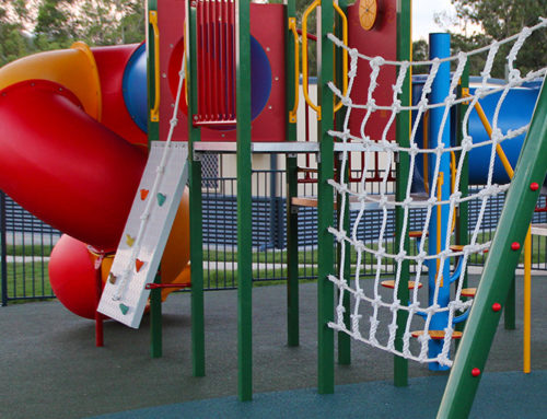 Things to think about when creating your perfect playground