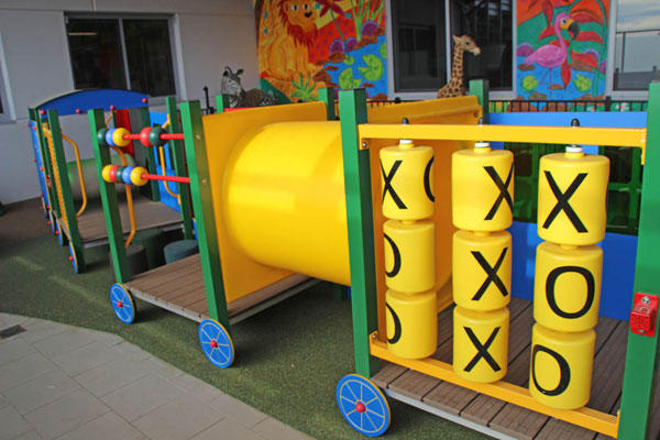 Internal Playground