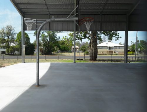 Shading our Kids Sports Courts for Sun Safety