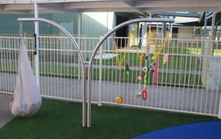 All Abilities Outdoor Playground