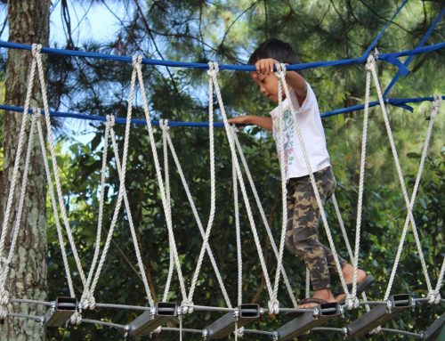 The Benefits of an Outdoor Playground