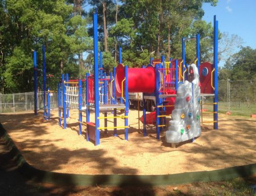Choose a safe design & location for your playground