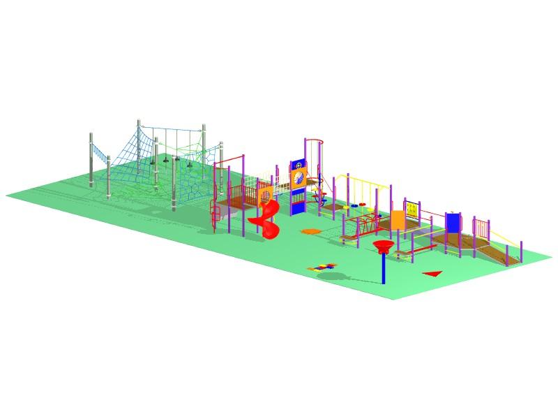 Playground Design Chancellor
