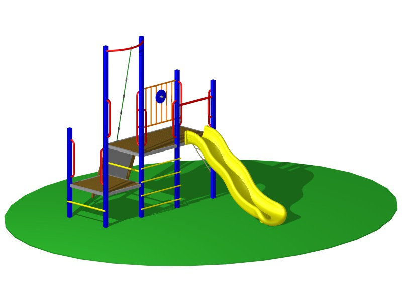 Design of Play Fort 1/2