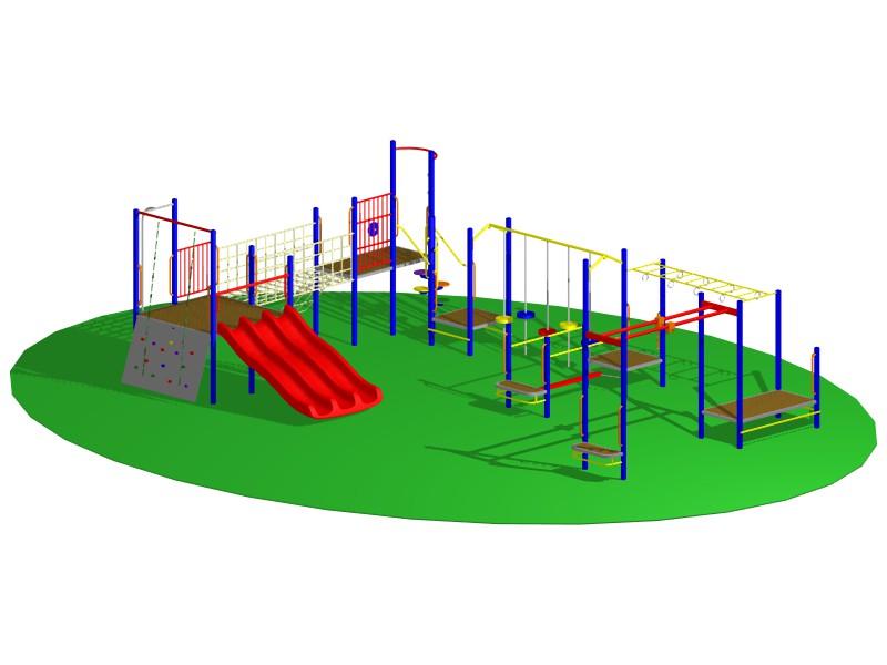 Design of Play Jungle