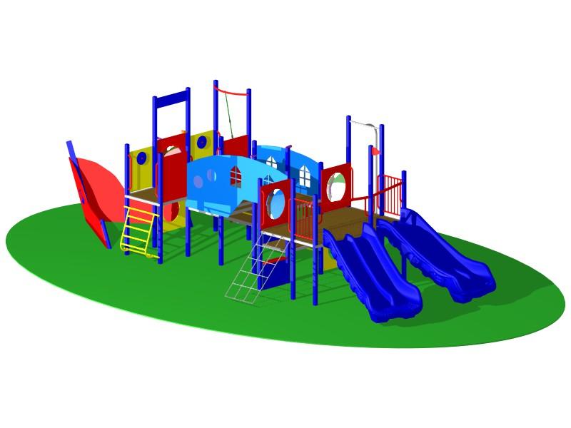 Playground Design Pirates