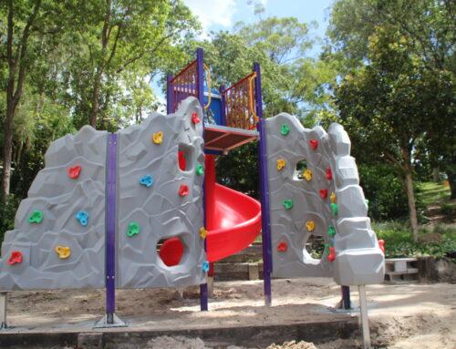 Climbing Benefits for Children