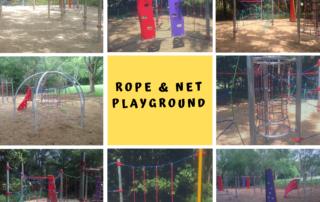 Rope & Net Playground