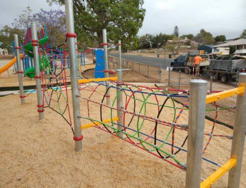 Designing a Climbing Playground